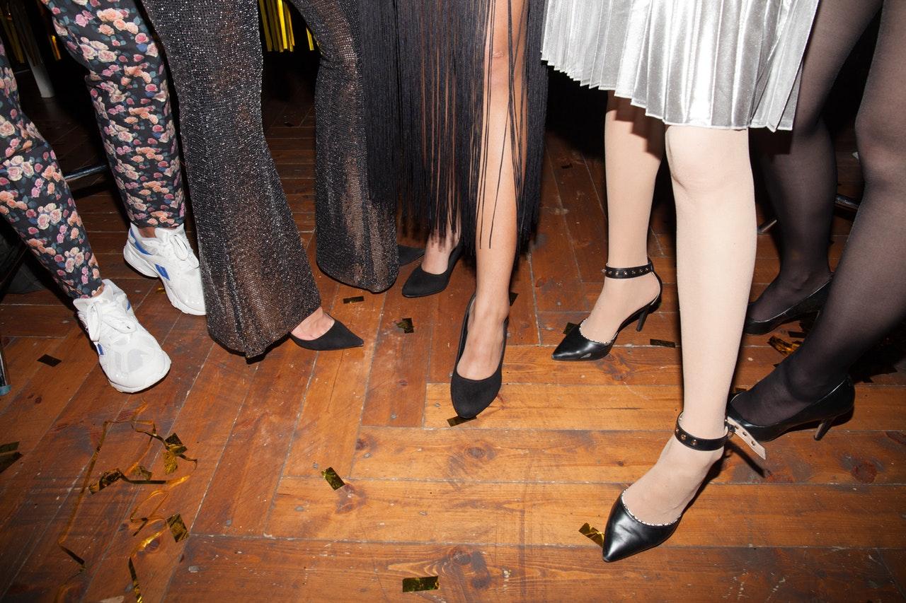 Frauen in strumpfhosen geile Geile Schlampen